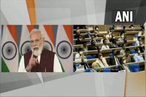 PM Modi participates in 28th NHRC Foundation Day programme
