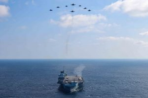 India, UK hold their most ambitious tri-service exercise
