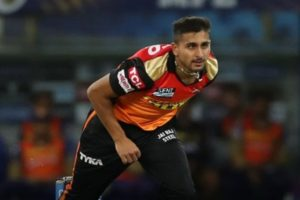 Used to bowl fast from the very starting says Umran Malik