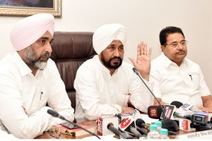 Won't accept Centre's decision to extend BSF jurisdiction in border areas: Channi
