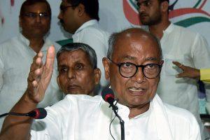 Digvijaya lauds Shah, says shouldn't forget cordiality in politics