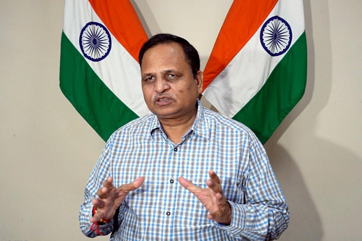 Satyendar Jain, power plants, Coal-reliant