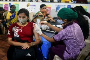 India reports 26,727 new Covid-19 cases, 277 deaths