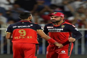 IPL 2021: Kohli fumes at on-field umpire after wrong decision in Eliminator