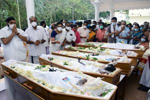 Kerala Assembly adjourned till 25 Oct, pays homage to flood victims