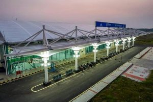 PM to inaugurate Kushinagar Int'l Airport, other projects in UP on Wed