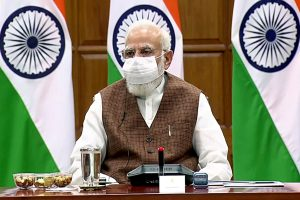 New drone policy showing results: PM Modi