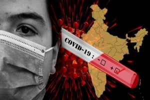 India reports 14,313 new Covid cases, lowest in 224 days