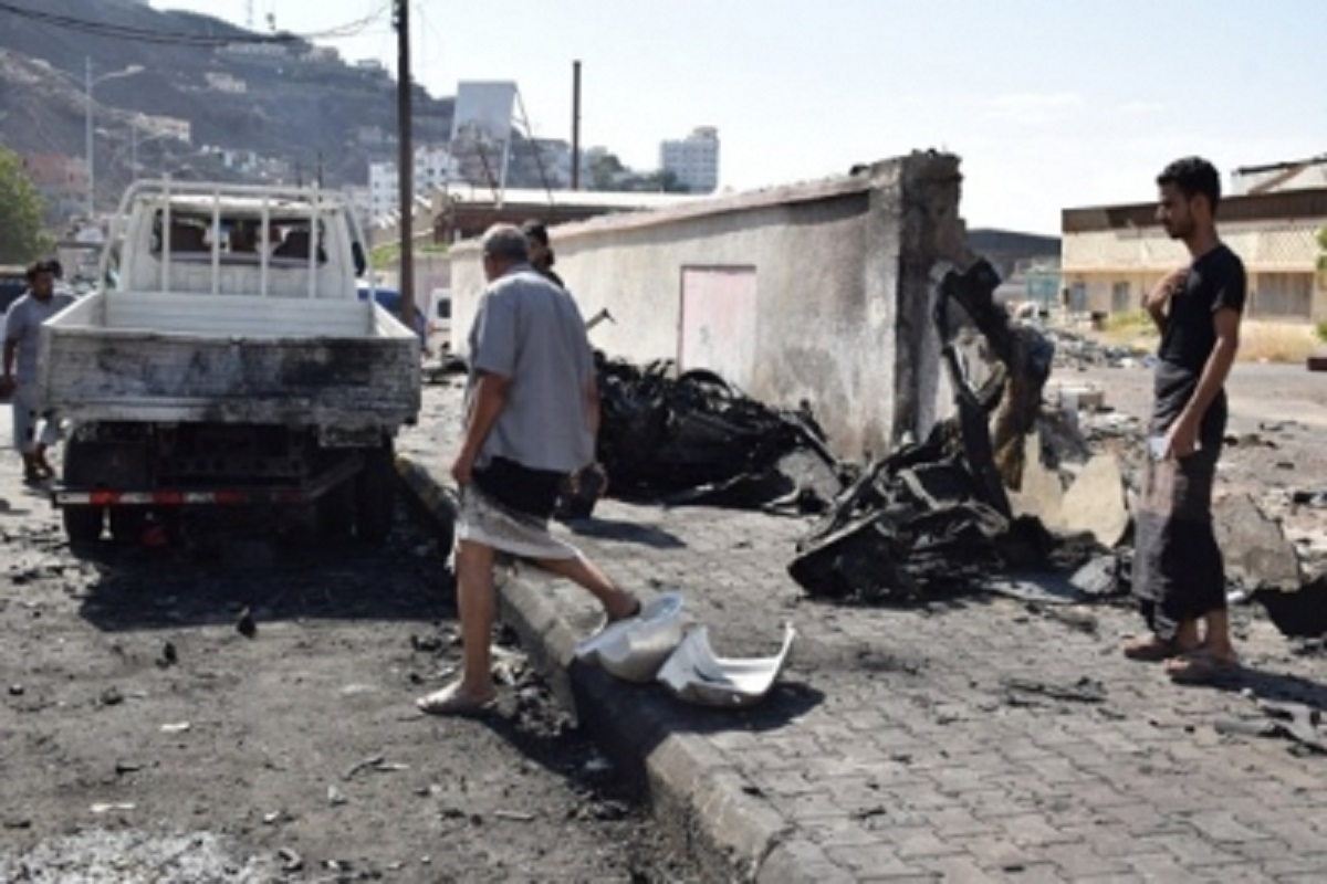 militant, Yemen security
