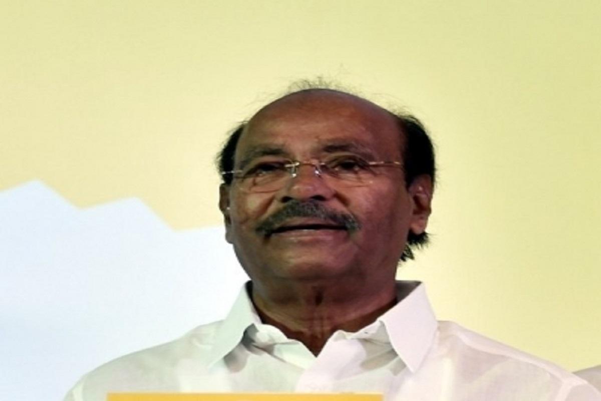 Pattali Makkal Katchi, Founder S Ramadoss