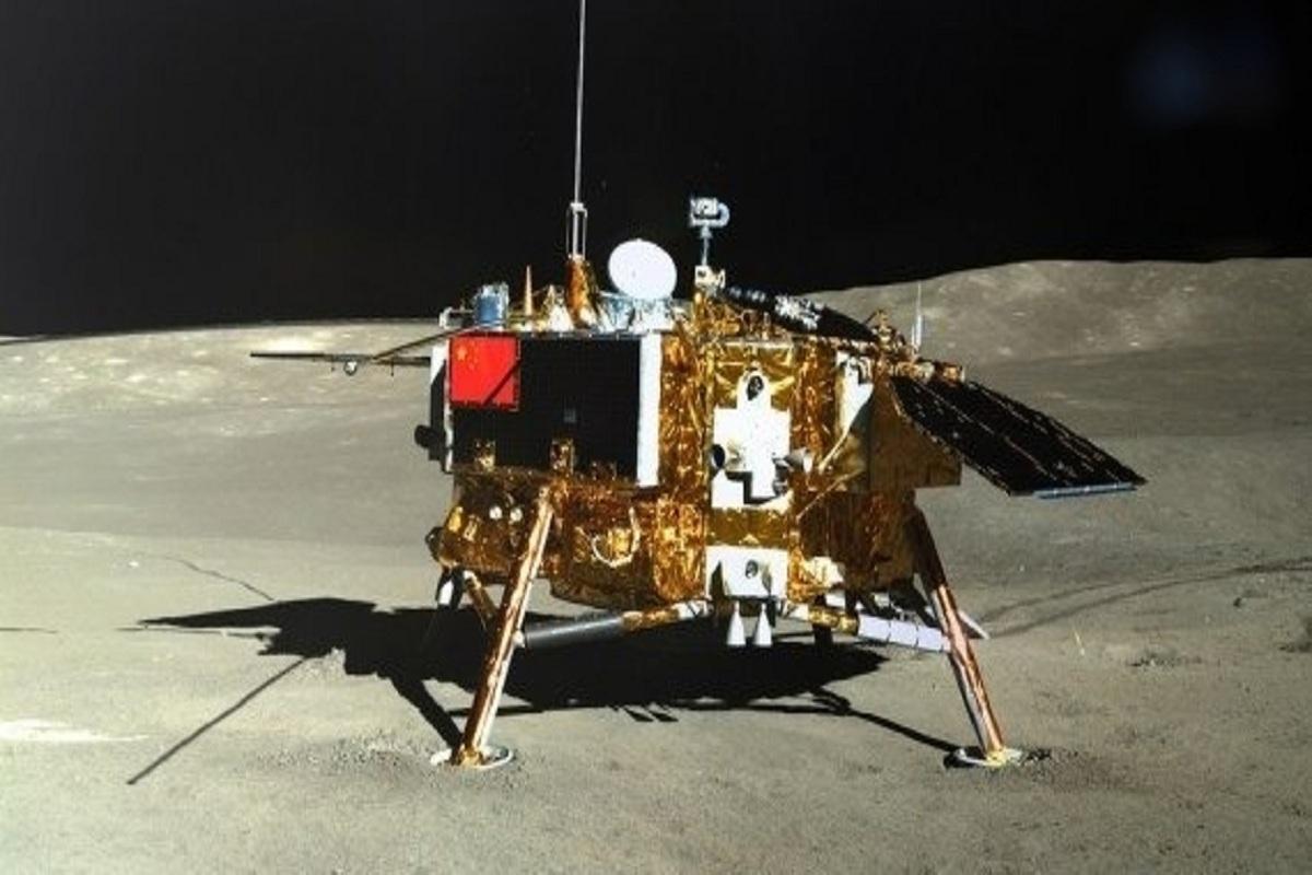 Chang'e 4, China, Lunar Mission
