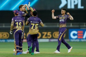 IPL 2021: Kolkata Knight Riders in race for the final spot in playoffs