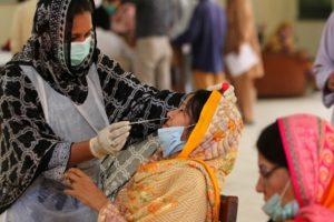 Pakistan reports 1,021 new Covid cases, 21 more deaths
