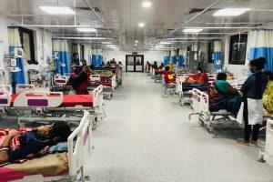 Patna fights dengue, Japanese encephalitis as Covid-19 declines
