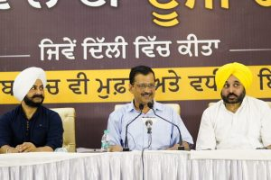 Channi copying me as aam aadmi, but will find hard to deliver: Kejriwal