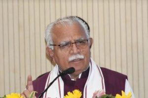 Video shows Khattar speaking of 'tit-for-tat against farmers'