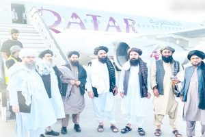 Talks with Taliban in Doha candid and professional: US