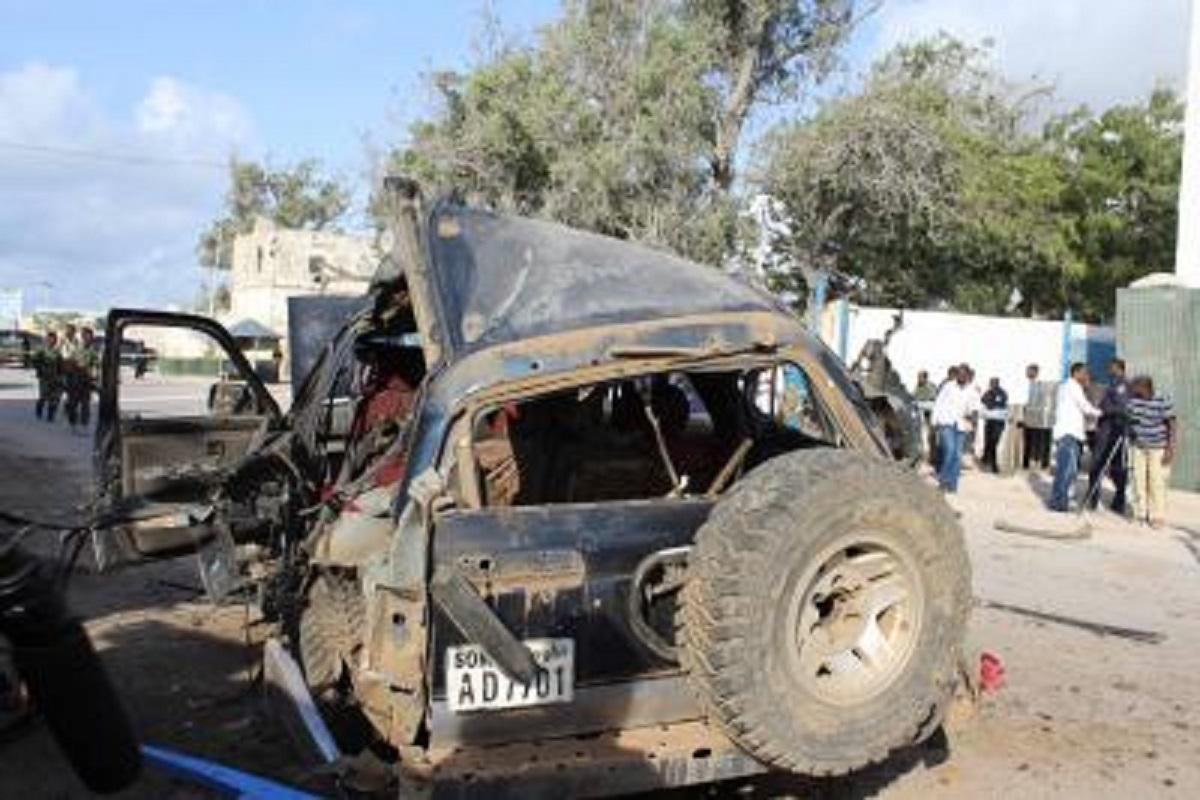 Somali suicide, bombing, Mogadishu