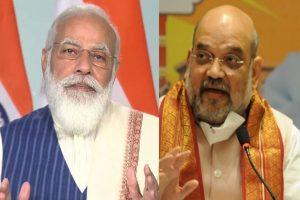 Shah meets Modi, discusses Kashmir situation