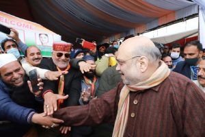We will talk to youth of Kashmir, not Pakistan: Shah
