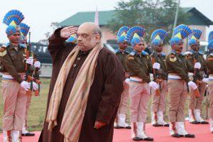 Amit Shah spends night at Pulwama CRPF camp, says Modi Govt has zero tolerance towards terrorism