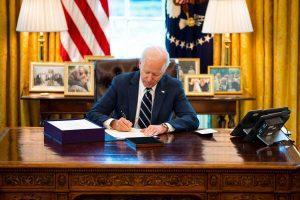 Biden signs Bill into law raising federal debt ceiling until December