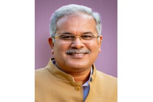 Chhattisgarh CM Bhupesh Baghel, country's best performing Chief Minister: IANS-C Voter governance index