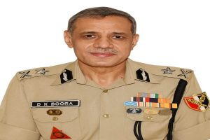 Boora takes over as IG BSF Jammu Frontier