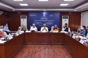 Bhupender Yadav launches DigiSaksham to impart digital skills to job seeker