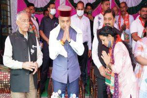 BJP govt ended political divide in Himachal: Jai Ram
