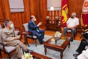 Holding PC elections not due to Indian pressure: Sri Lanka Minister