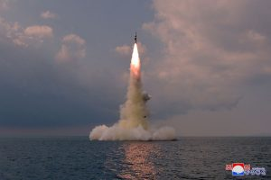 North Korea confirms test-launch of new ballistic missile