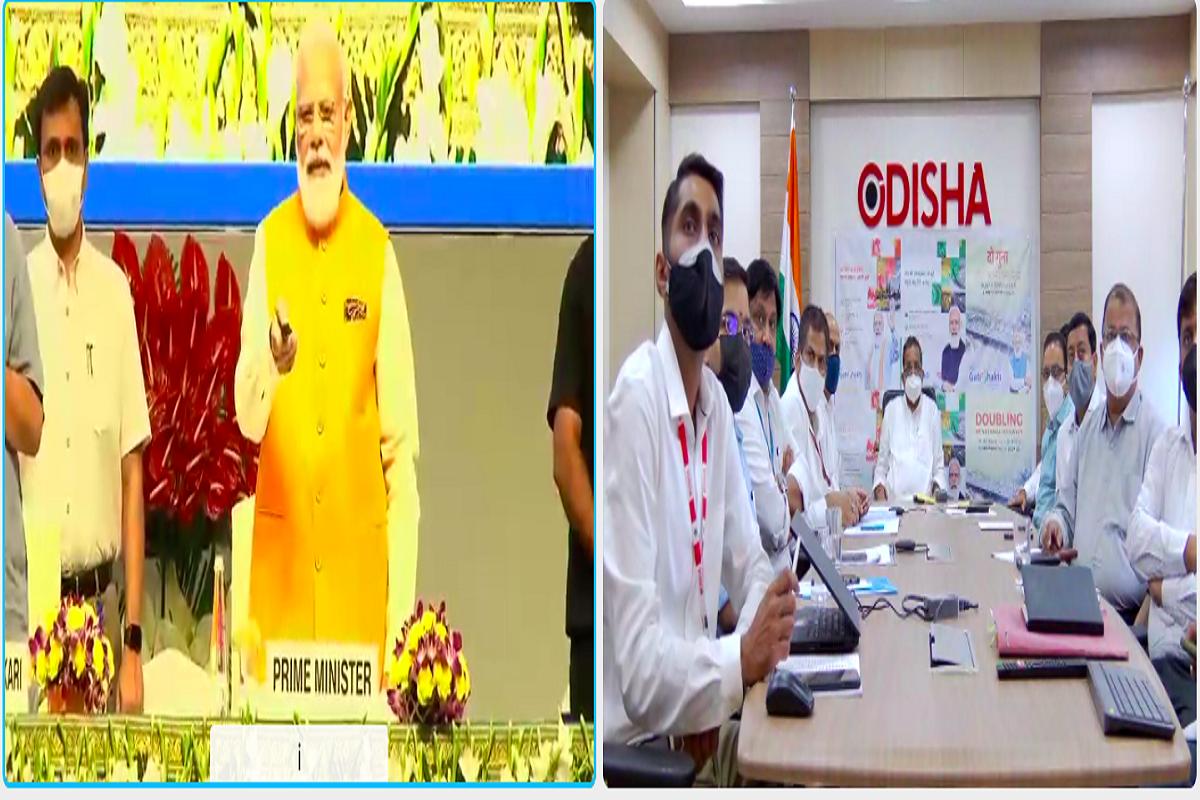 Odisha, PM, Gati Shakti
