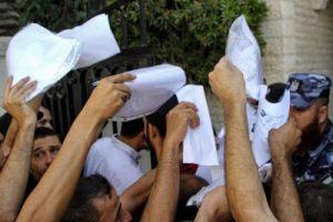 Palestinians seek permits to work in Israel amid deteriorating economy