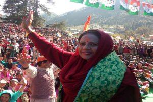 Will seek votes on Virbhadra Singh's works: Pratibha Singh