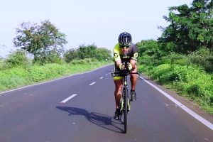 Indian Army Lt Col Bharat Pannu set to create another Guinness World Record in Cycling