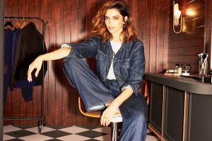 Levi's and Deepika Padukone collaborate to create iconic capsule collection