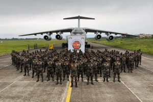 India, Lanka to hold joint military exercise to counter terror