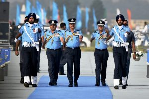PM Modi greets IAF members, families on Air Force Day