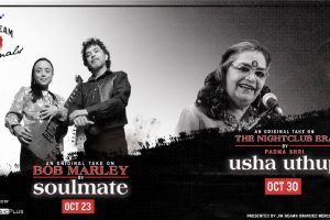 Soulmate will pay tribute to Marley, Uthup to retrace Nightclub era in Paytm Insider's Jim Beam Originals