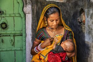 Breastfeeding lowers risk of breast cancer