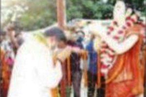 Course on legendary poet Bhima Bhoi in all varsities: Dharmendra Pradhan