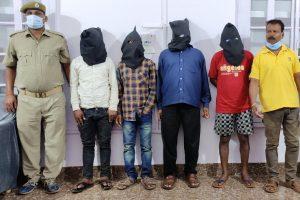 Five held for bomb attack on Odisha BJP MLA