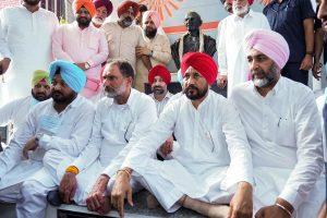 Lakhimpur Kheri incident pre-planned to crush peacefully protesting farmers: Punjab CM