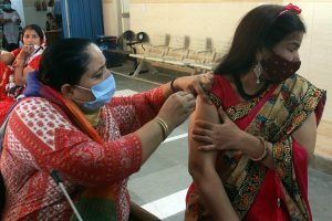 Number of single-day fresh Covid-19 cases falls in Delhi