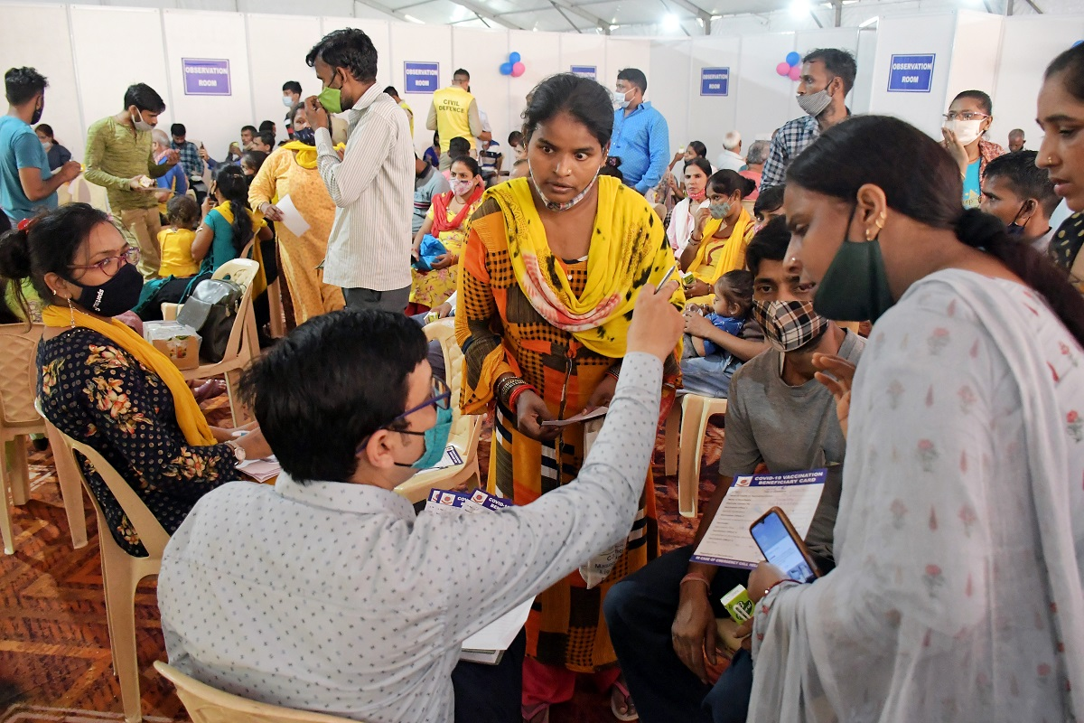 India logs 14,306 fresh Covid cases, 443 deaths; recovery rate at its highest