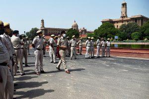 Delhi Police tighten security, check for terror-preparedness during festivals