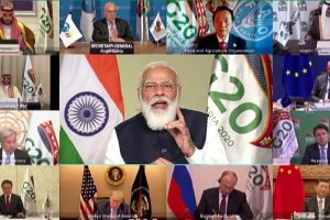Modi to lead India at G-20 Summit on Afghanistan tomorrow