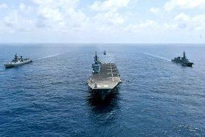 India, Japan conclude maritime exercise in Arabian Sea