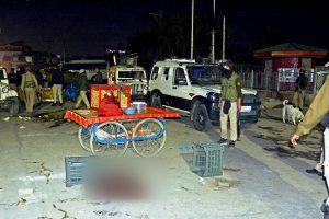 Two civilians from Bihar, UP shot dead by terrorists in Kashmir